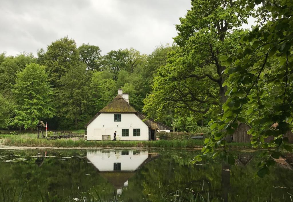 Архитектура и кулинария и еще несколько вескихпричин побывать на северном морском побережье Дании в любое время года