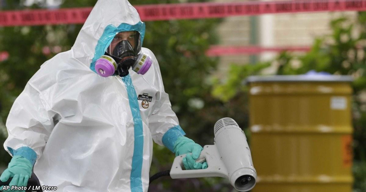 Взрыв газа разорвал в России лабораторию, хранящую смертельные вирусы