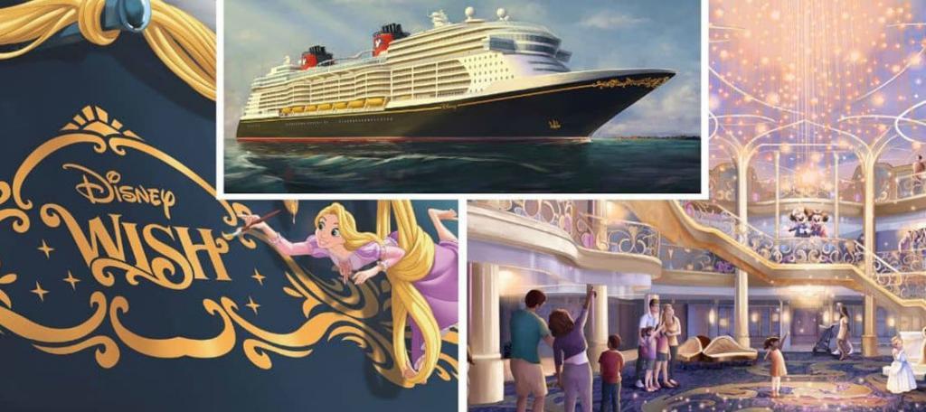 Волшебный лайнер: компания Disney презентовала новый крейсер, на борту которого оживают сказки