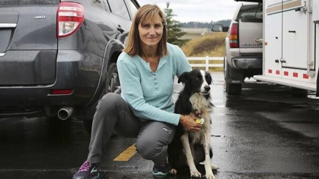 Женщина уволилась с работы, чтобы искать свою пропавшую собаку