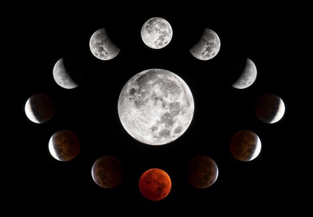 В новолуние рождаются уверенные в себе люди: какой у вас характер согласно фазе Луны в день вашего рождения