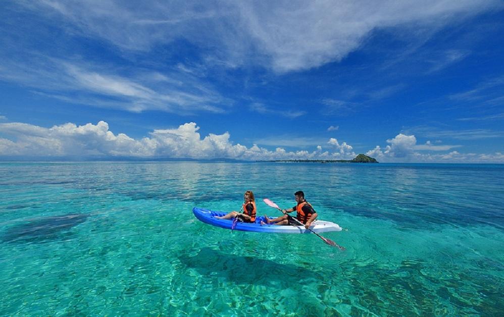 Острова Мантанани в Малайзии   рай для дайверов. Как добраться до «острова русалок» и чем разнообразить свой досуг