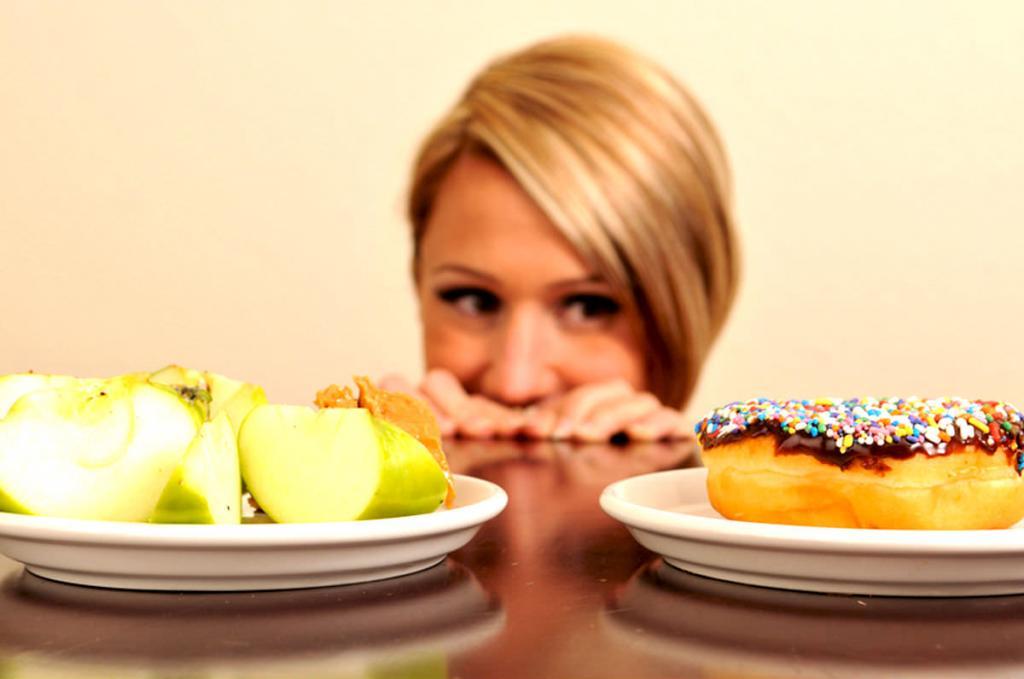 Если вся жизнь диет