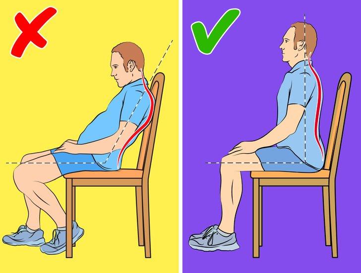 У вас сидячая работа? Значит, риск возникновения боли в седалищном нерве многократно повышается: как этого избежать? Практические рекомендации