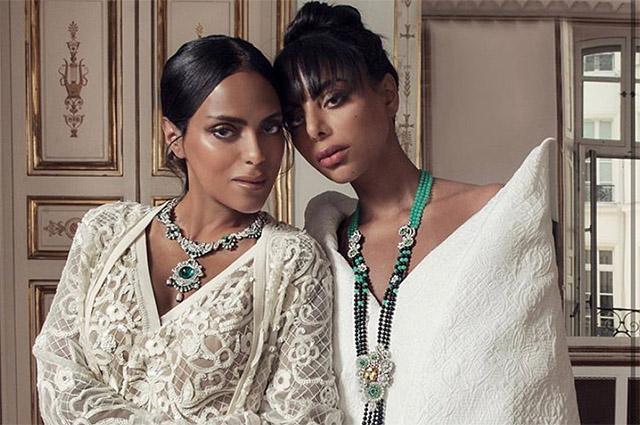 Принцессы Саудовской Аравии попали на обложки Vogue: вот это неожиданность!