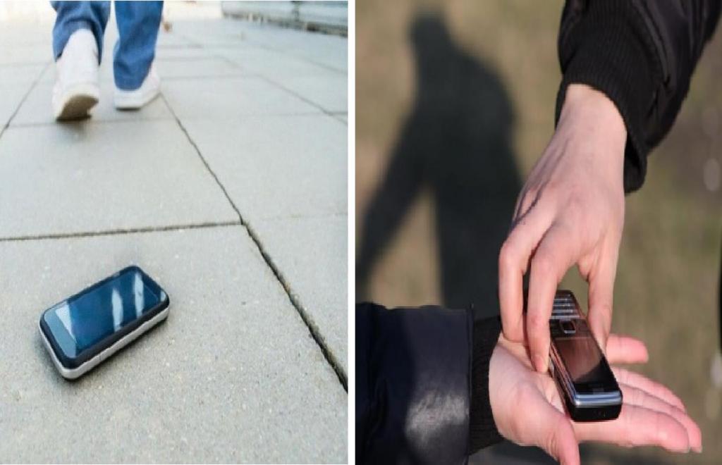 Нужно ли возвращать найденный мобильный? Для меня это ничем приятным не закончилось