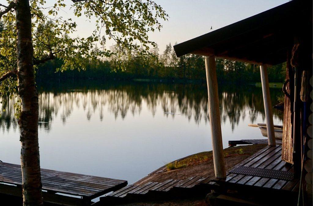 Побывав в Финляндии, узнала, как финны наслаждаются сауной, а женщины даже отмечают в ней девичник