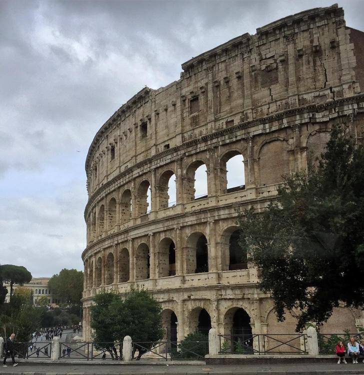 10 удивительных вещей, которые я обнаружила во время поездки в Рим: в этом городе обожают кошек, им отдали целые руины