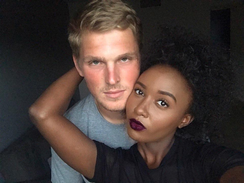 Афроамериканка влюбилась в русского парня и рассказала о жизни в России