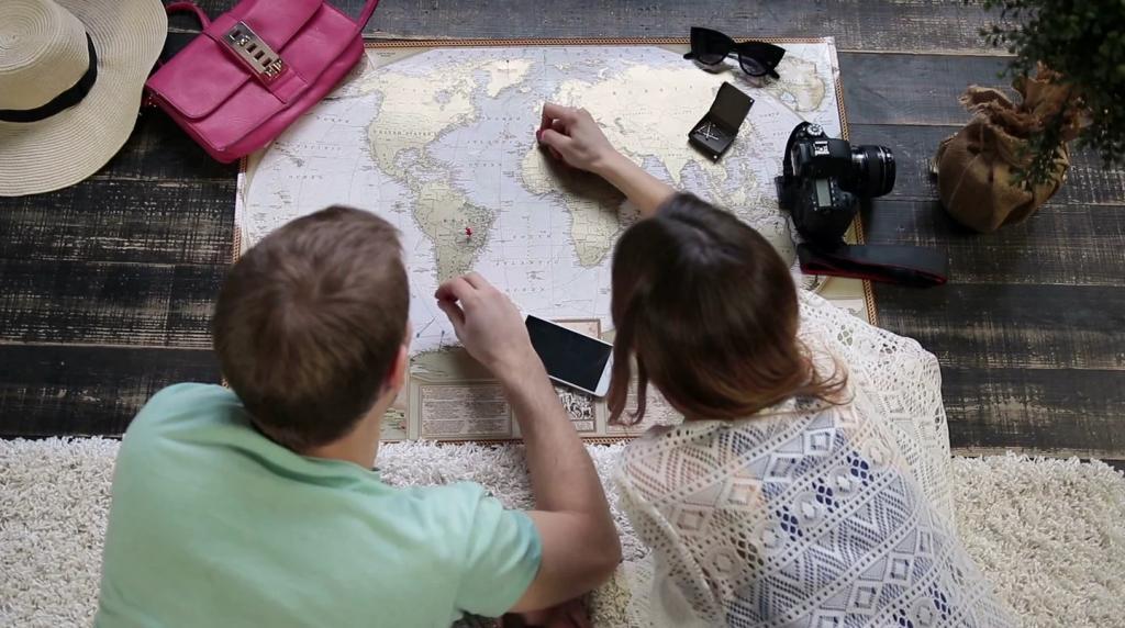Быть открытым для разных направлений: как правильно бронировать поездку в последнюю минуту