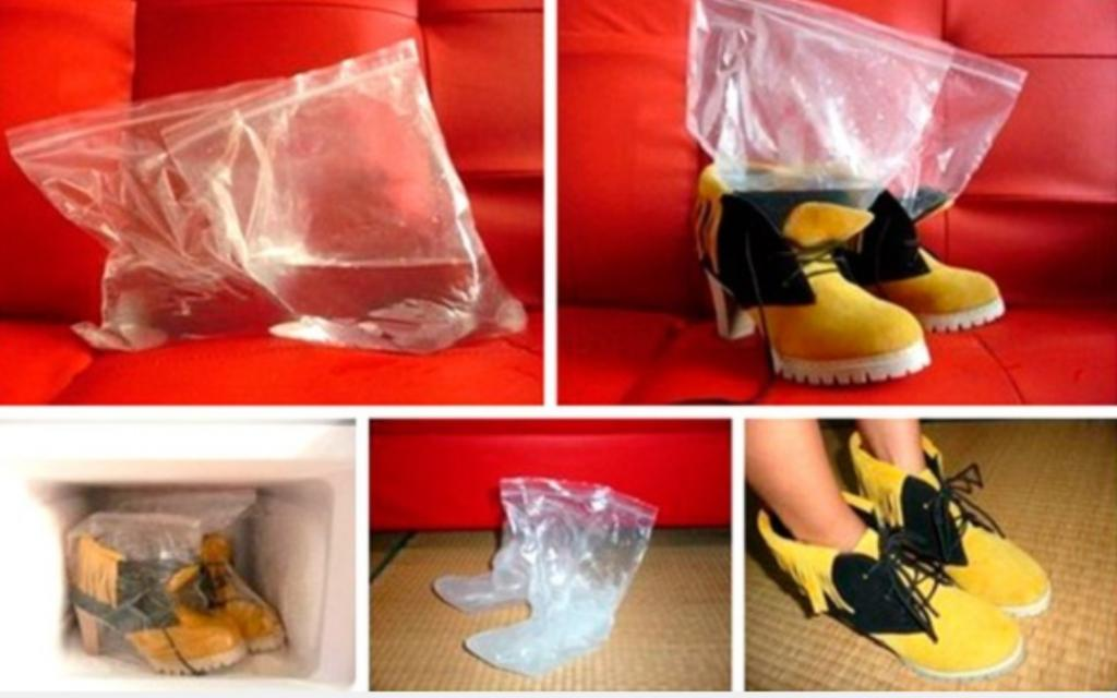 Чайный пакетик, детская присыпка: парочка обувных секретов, которые пригодятся каждому