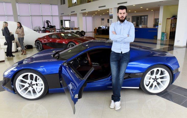 Производитель суперкаров Greyp: почему Мате Римак не любит, когда его сравнивают с Илоном Маском