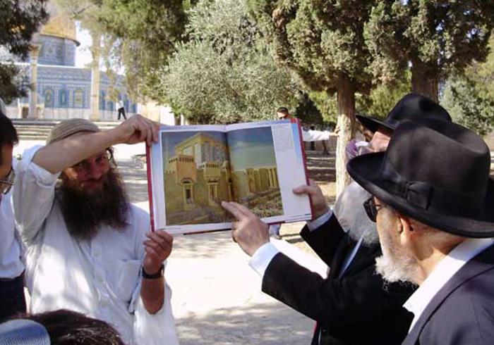 Израильтяне хотят построить Третий Иерусалимский Храм. Как будет выглядеть еврейская церковь и что мешает реализации проекта