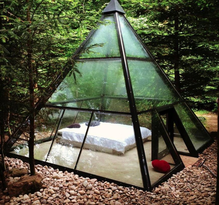 camas más raras del mundo pirámide