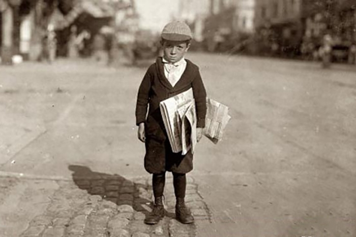 Мальчик принес маме записку из школы. Лишь много лет спустя великий изобретатель узнал, что было в ней написано на самом деле