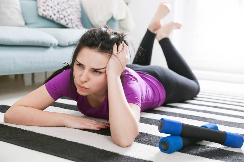 С чего начать похудеть или заняться спортом