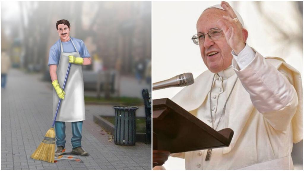 Хорхе Марио Бергольо был дворником: кем еще работал этот человек, прежде чем стать Папой Франциском