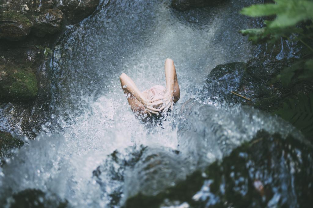 Прыгнуть в холодную воду: подруга-психолог рассказала, как можно покинуть свою зону комфорта