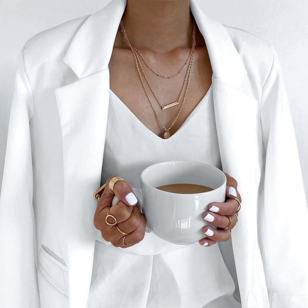 Элегантный casual: 10 восхитительно-идеальных образов