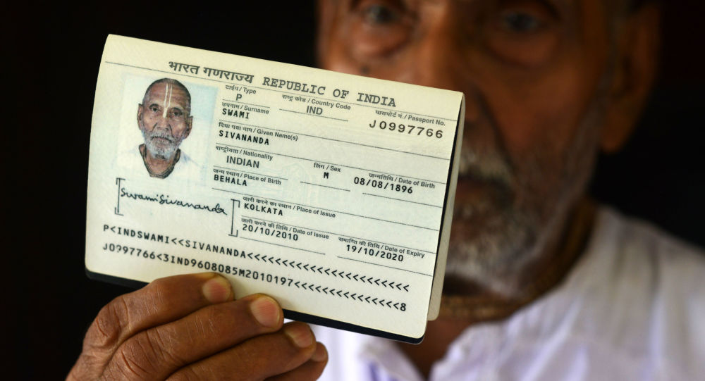 Мужчина шокировал персонал аэропорта в Абу-Даби своим паспортом