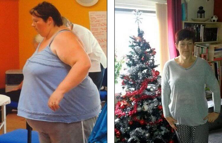 Главное - желание: мать четверых детей решила заняться собой и за несколько лет смогла сбросить лишний вес