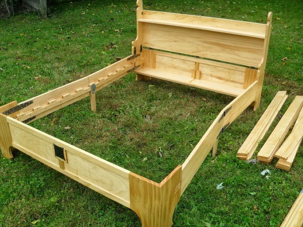 Сосед показал деревянный сундук и предложил угадать, что в нем спрятано. 1:0 в его пользу