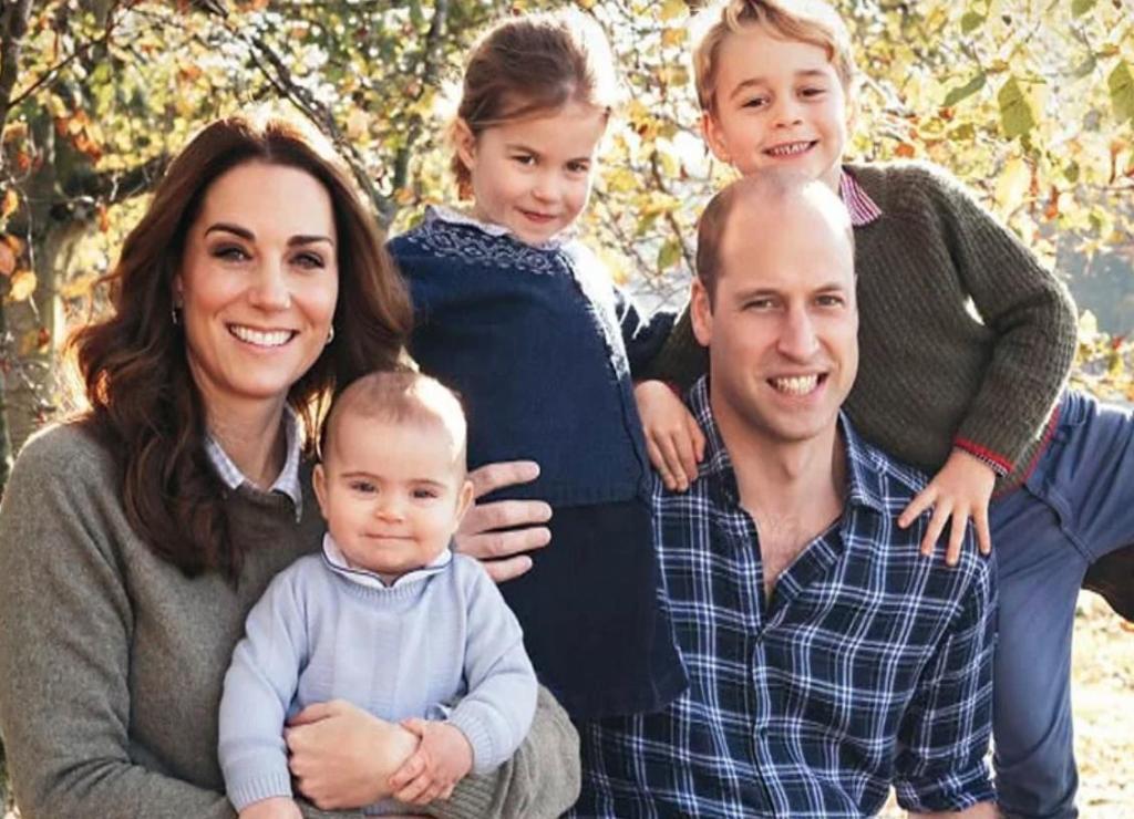 Трогательная история любви о том, как принц Уильям заметил Кейт Мидлтон