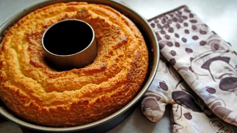 Подруга из Италии научила готовить традиционный итальянский пирог без начинки
