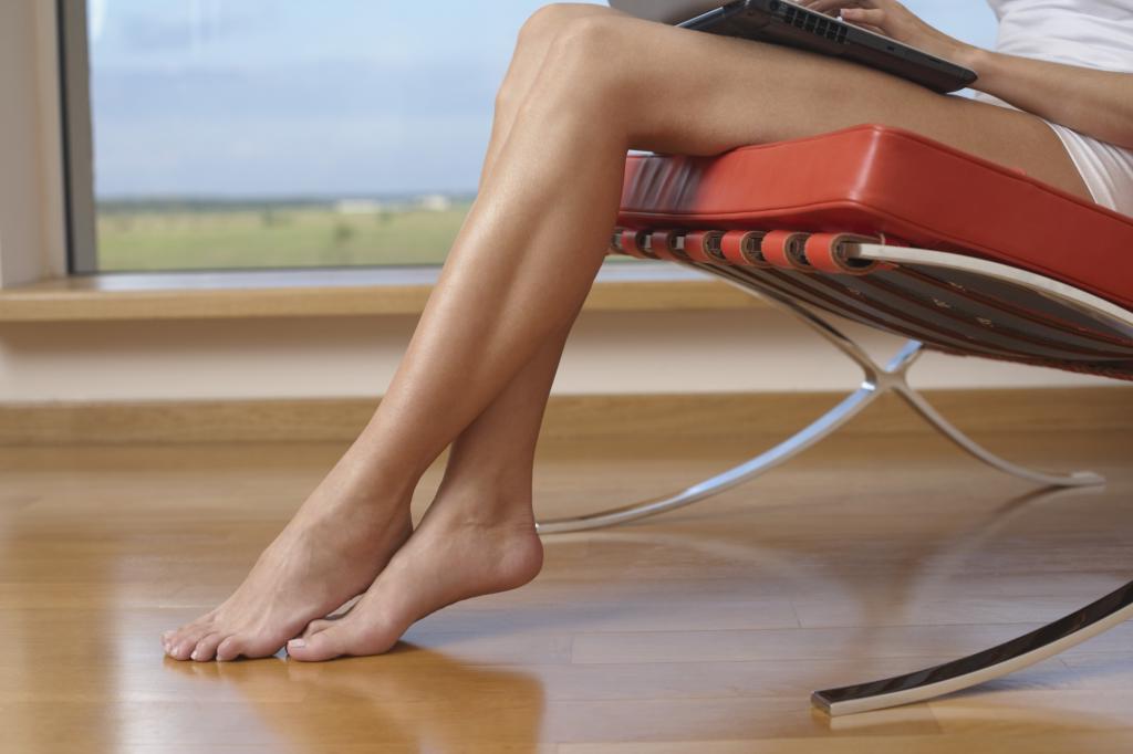 Всего 15 минут в день на одно упражнение, и мои ноги остаются в подтянутой форме