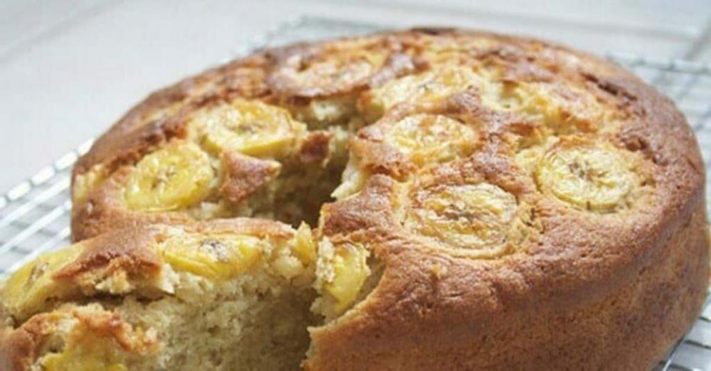 Готовлю банановый пирог без муки, без сахара и без молока. Дети в восторге от этого десерта