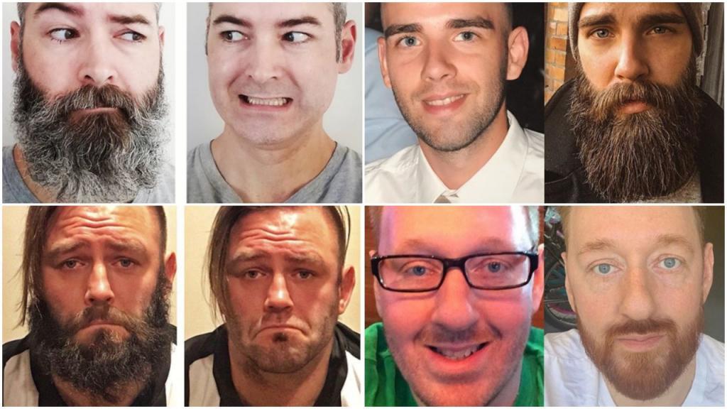 Чудесная метаморфоза: как мужчин может изменить борода. Фото до и после