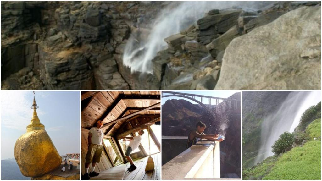 Плотина Гувера, Орегонский вихрь: пять мест на земле, не поддающихся гравитации