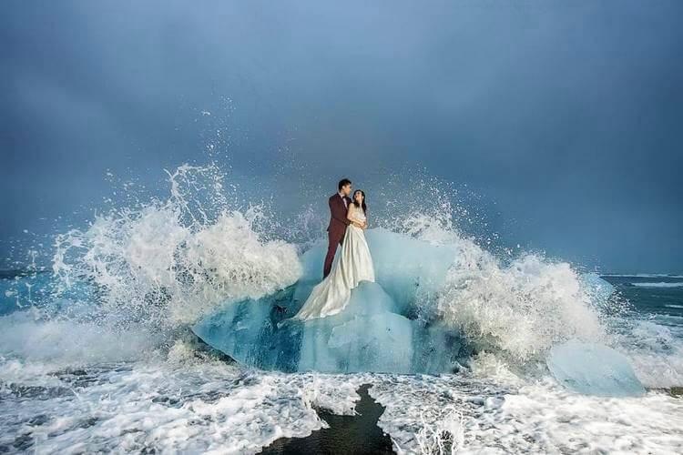 Искусство, рожденное из любви: свадебные фотографии, которые были признаны самыми лучшими в мире
