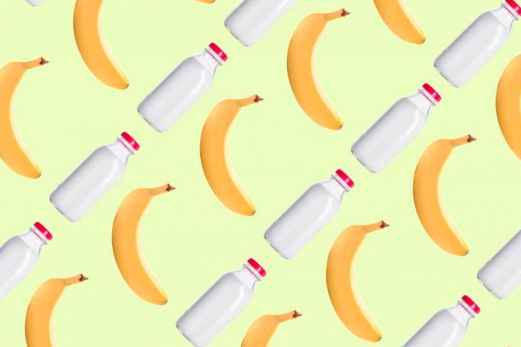 Бананы и другие продукты, которые не стоит употреблять без всего: с чем их сочетать