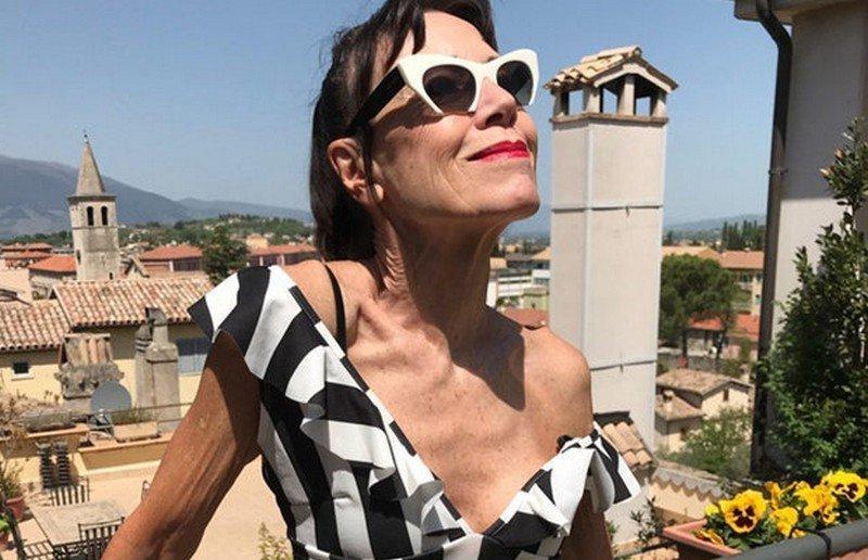 Бабушка с девичьей фигуркой: 70-летняя итальянка поведала секрет своей молодости