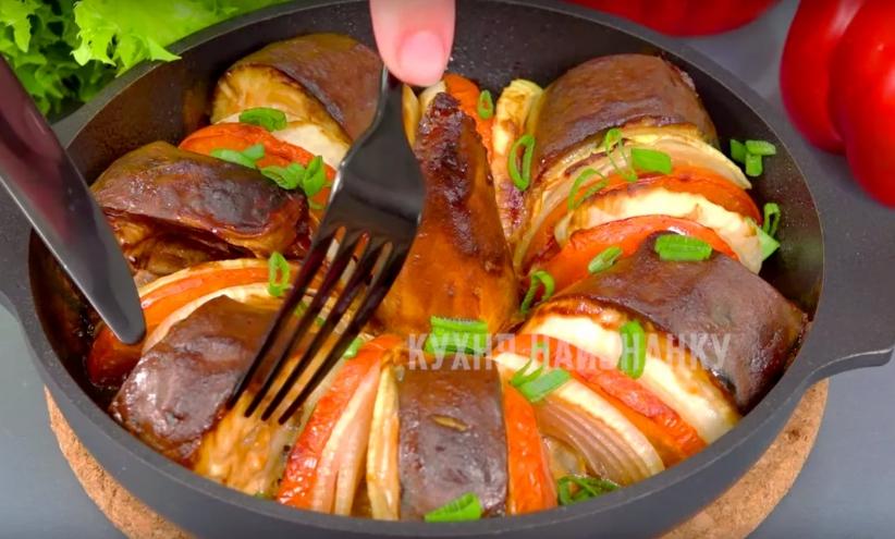 Скумбрия: аромат, как у запеченной на костре, на вкус как горячего копчения, а готовится на «раз-два-три»