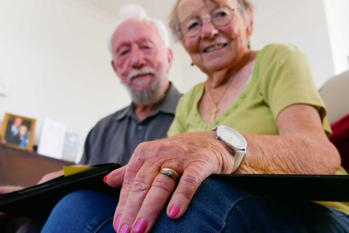 Влюбленные хотели пожениться, но у судьбы были другие планы: свадьба все же состоялась, но 60 лет спустя