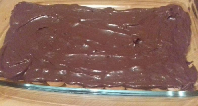 Мои дети - сладкоежки. И очень часто я готовлю Nutellas Tiramisu. Тортика хватает на один день - малыши его обожают: рецепт