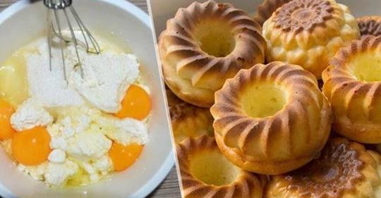 Воздушные сырники в духовке на сметане: просто волшебные на вкус!