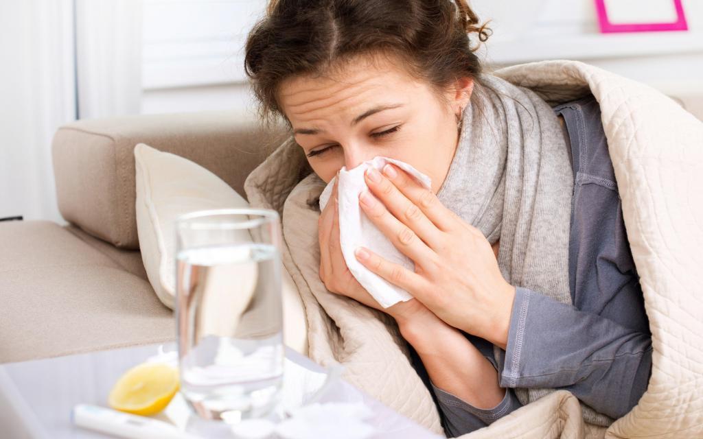 Похолодало: как не заболеть гриппом? Профилактика при помощи меда, хрена и не только