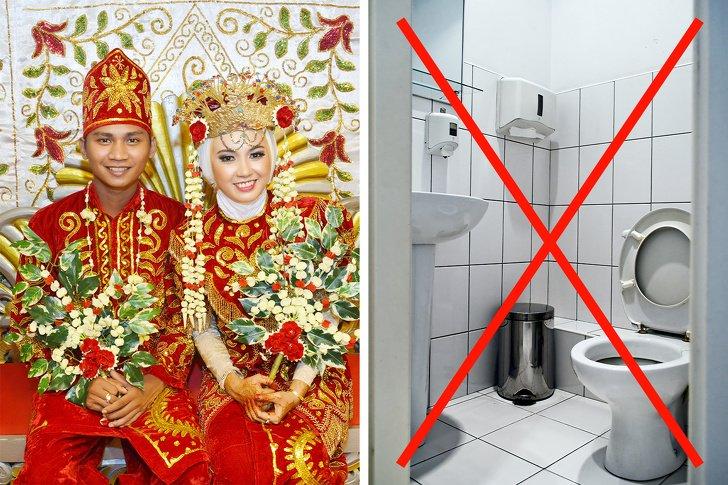 Почему в Индии не используют туалетную бумагу? Эта и другие странные традиции из разных уголков мира