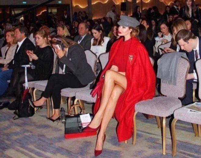 Как ответить хамством на хамство — но элегантно! Или Дураки любят красный цвет.
