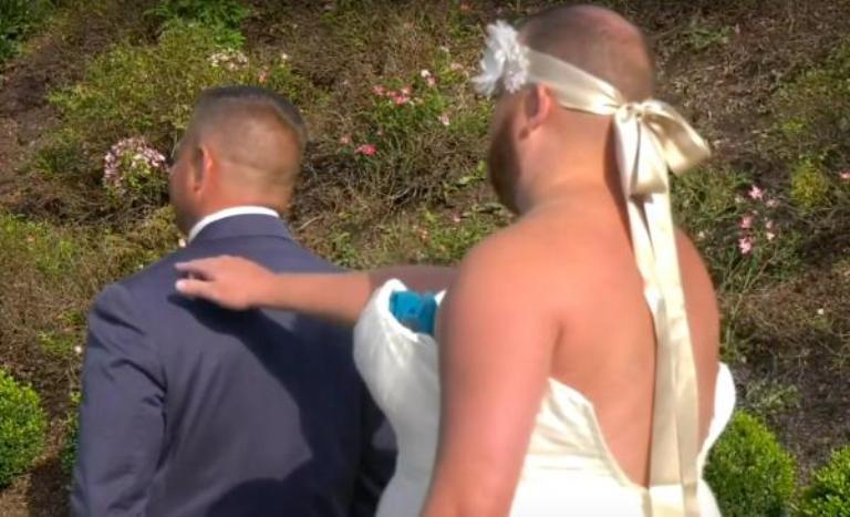 Жениха разыграли на собственной свадьбе. Шутку придумала невеста