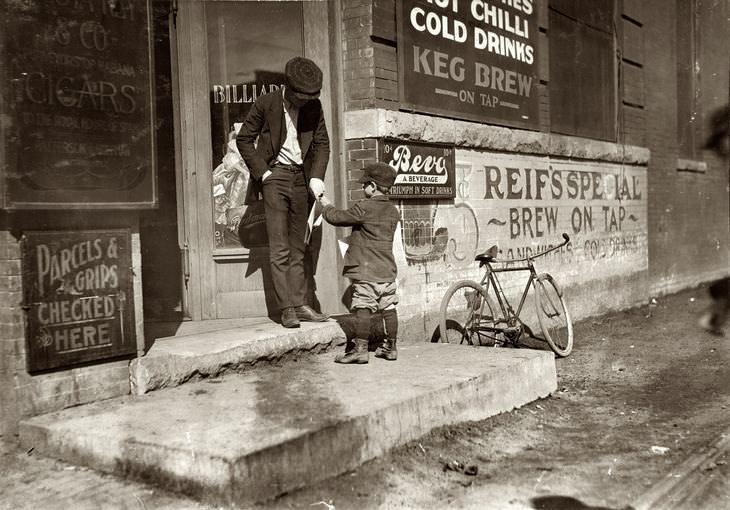 Минутка истории: редкие винтажные снимки как напоминание о том, что наш мир сильно изменился за последнее столетие