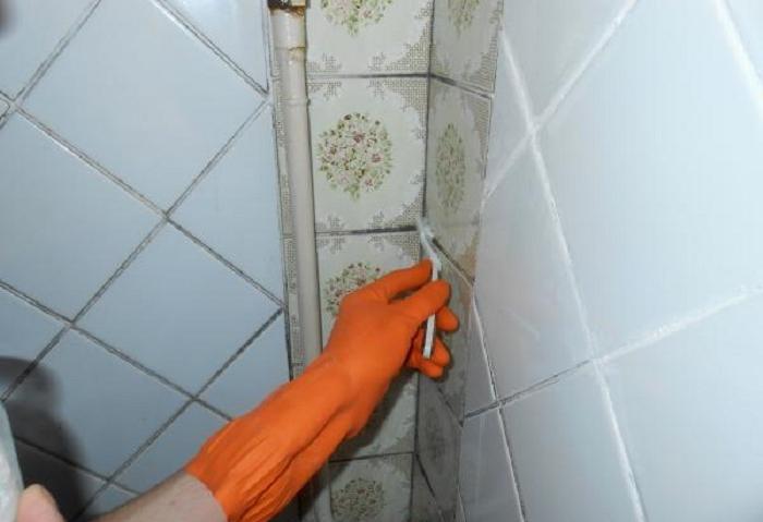 Известь и стиральный порошок помогли мне избавиться от грибка в ванной навсегда: проверенная и дешевая методика