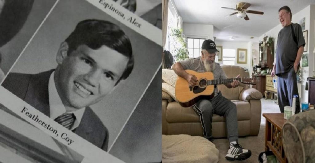 Парень был звездой школы и любимчиком одноклассниц, но вскоре стал бездомным. Спустя 20 лет друзья спасли его от жизни на улице