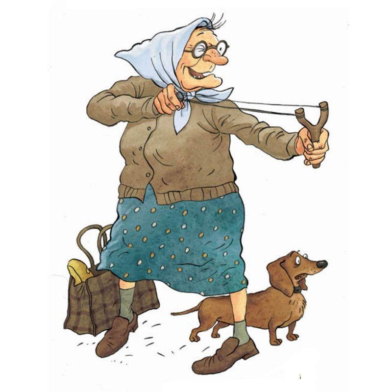 Какими мы будем в старости: самые склочные бабушки по знаку зодиака