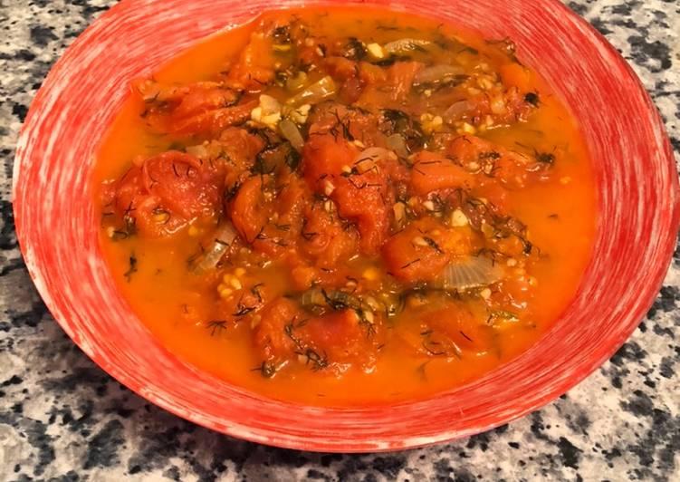 Тушенные помидоры с луком Классика, которая никогда не выйдет из моды!