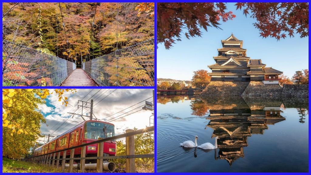 Такого буйства красок нет нигде: почему осень – лучший сезон для путешествий в Японию
