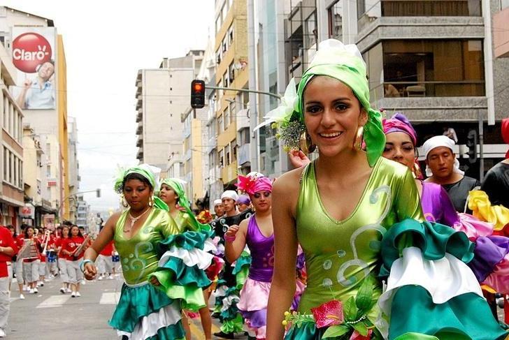 10 карнавалов, на которых мечтает побывать каждый: карнавал в Рио де Жанейро   самый известный праздник в мире
